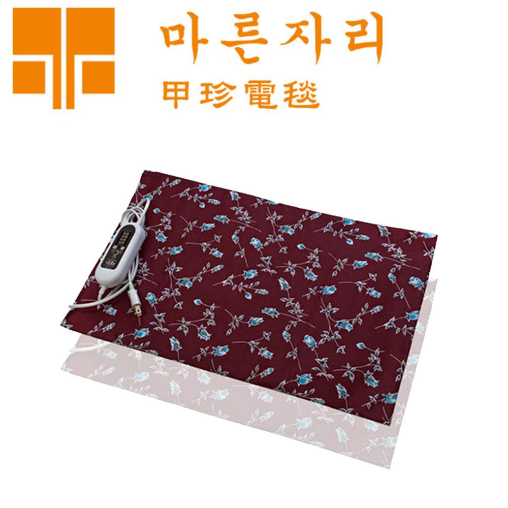 甲珍 麥飯石遠紅外線熱敷墊 紅色SHP612-