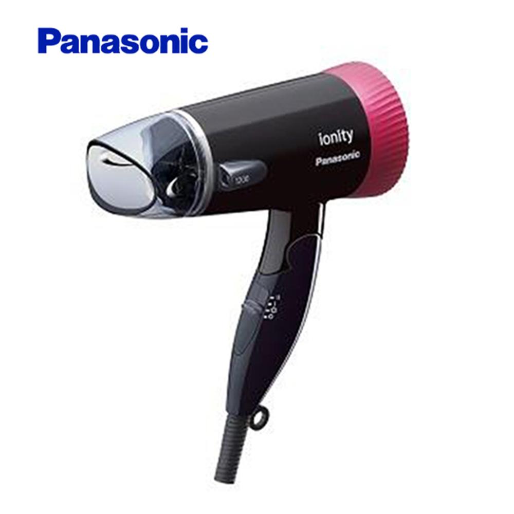 Panasonic 國際牌 負離子3段溫控折疊式吹風機-黑 EH-NE43-K-