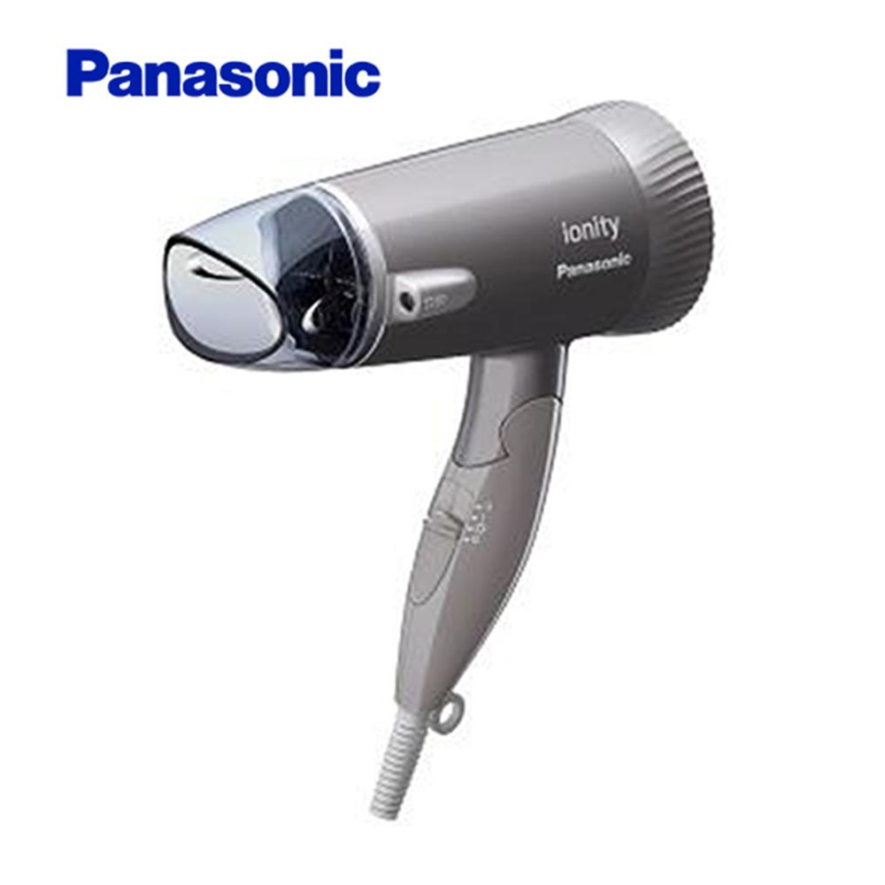 Panasonic 國際牌 負離子3段溫控折疊式吹風機-雲灰紫 EH-NE43-T-