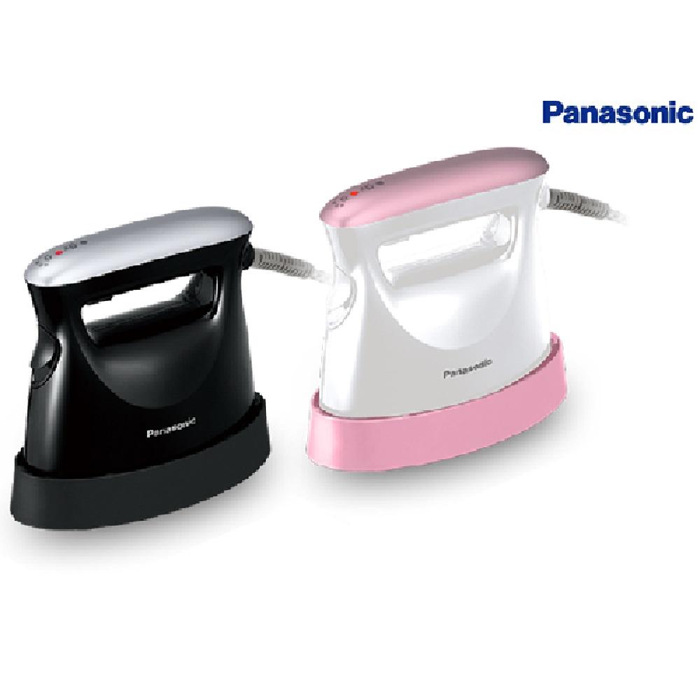 Panasonic 國際牌 平燙掛燙二合一熨斗-珊瑚粉 NI-FS560-P-