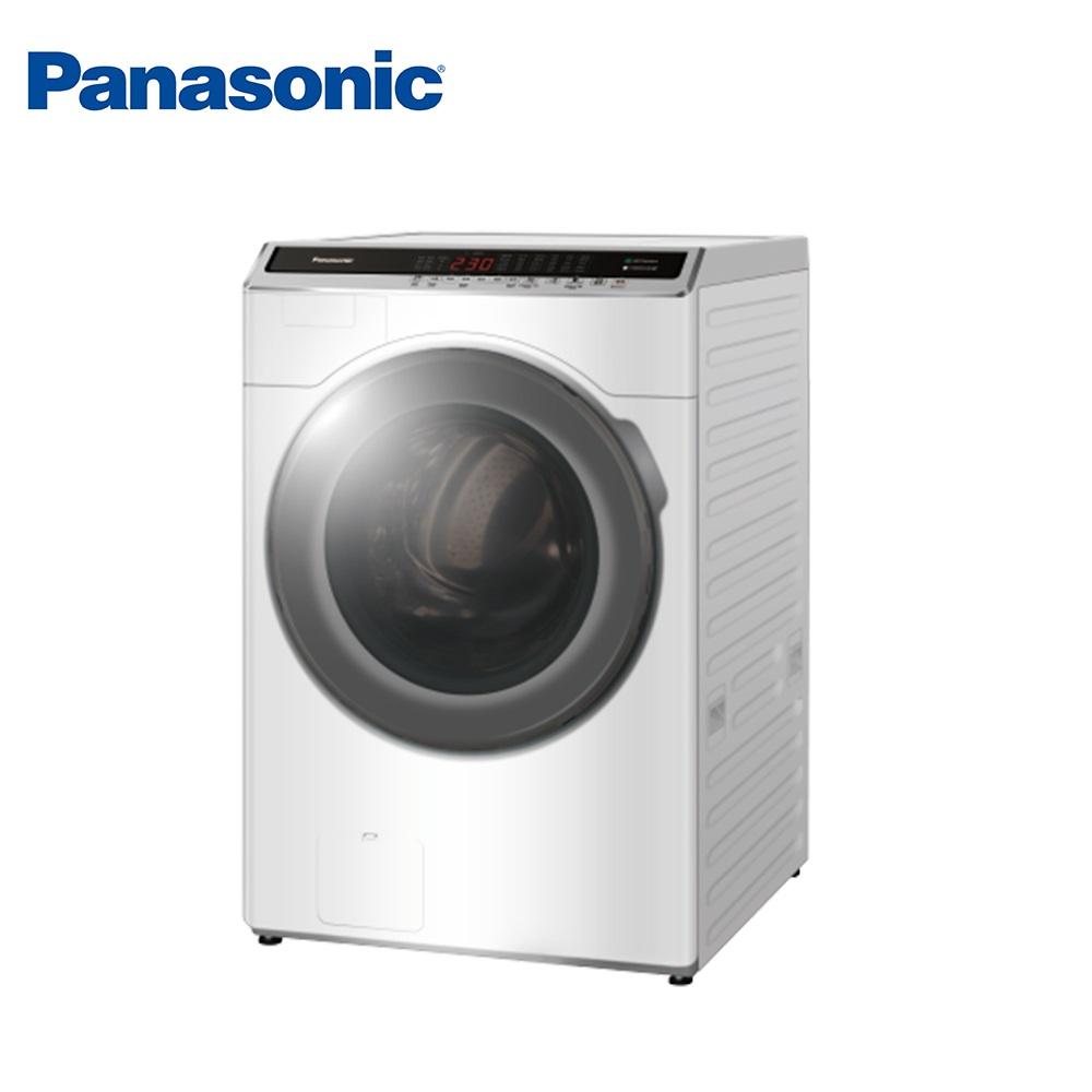Panasonic 國際牌 14Kg/10kg滾筒式溫水洗脫烘變頻洗衣機 NA-V140HDH-含基本安裝+舊機回收