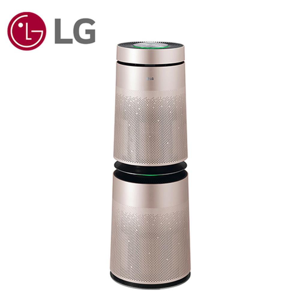 LG 樂金PuriCare 360度 空氣清淨機-雙層AS951DPT0(金色)