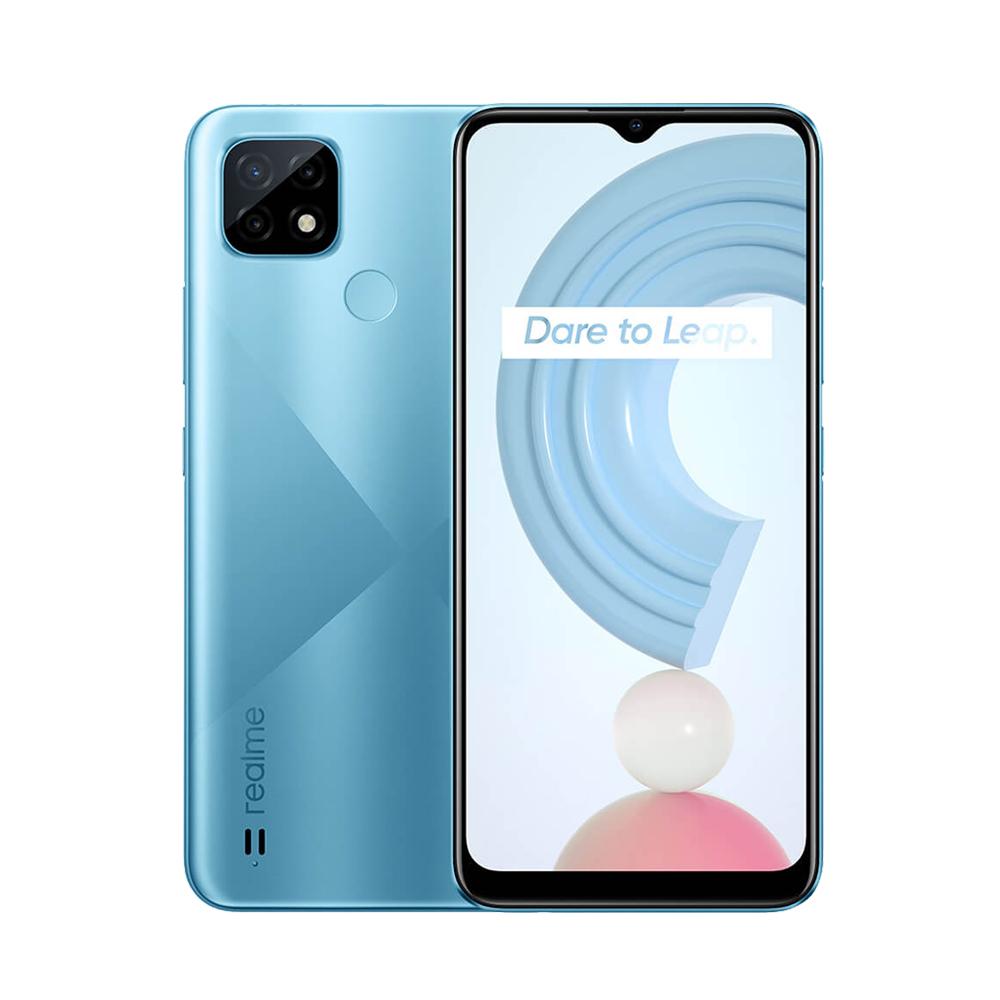 Realme C21 4G/64G 雙卡八核心智慧型手機