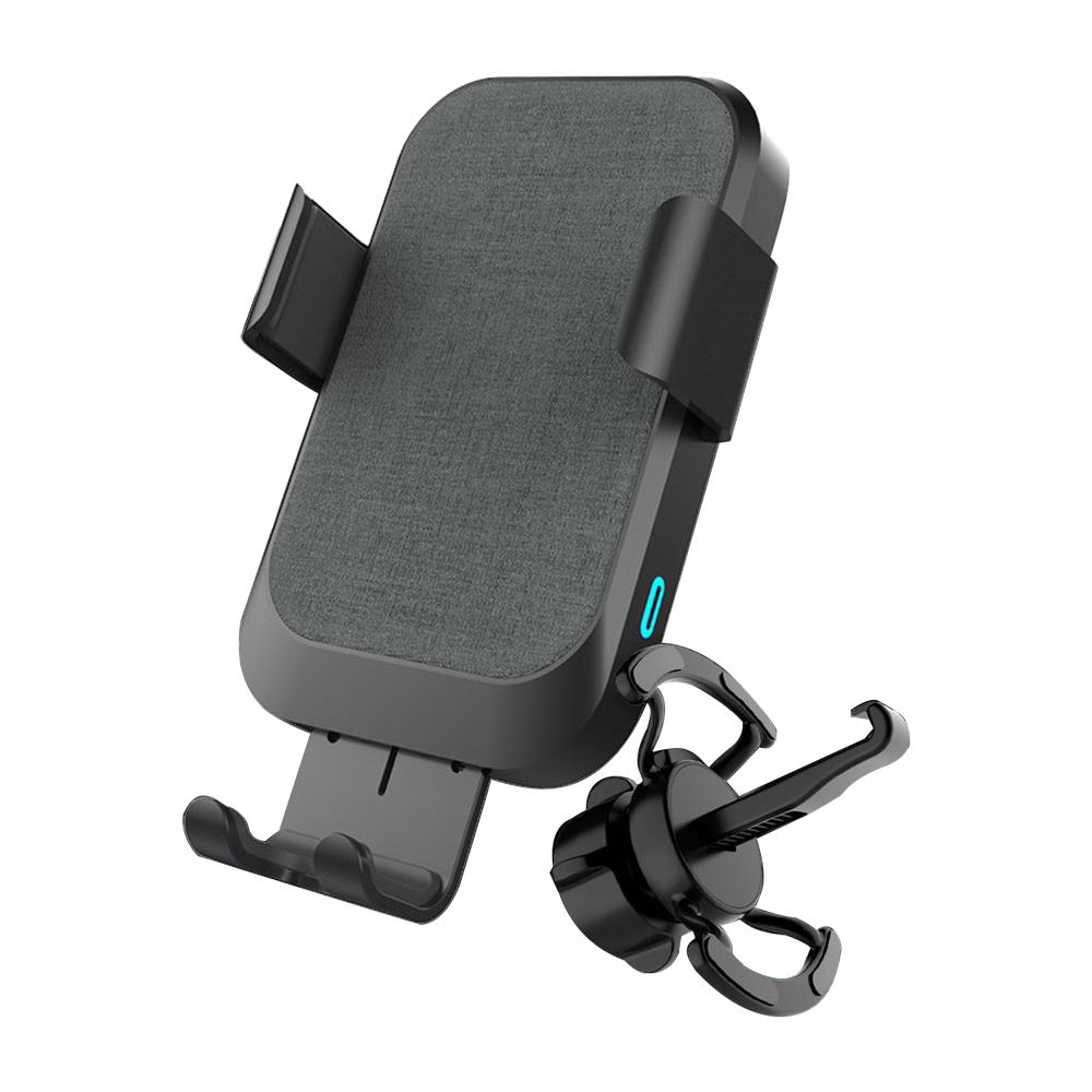 Oweida QX250 自動感應無線15W快充車用手機支架