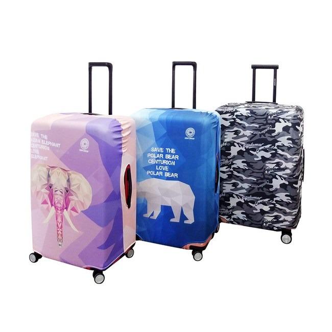 【CENTURION百夫長】周邊配件旅行箱保護套(他牌適用/三款顏色)