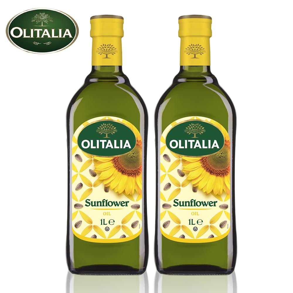 義大利進口奧利塔油葵花油單罐9罐組