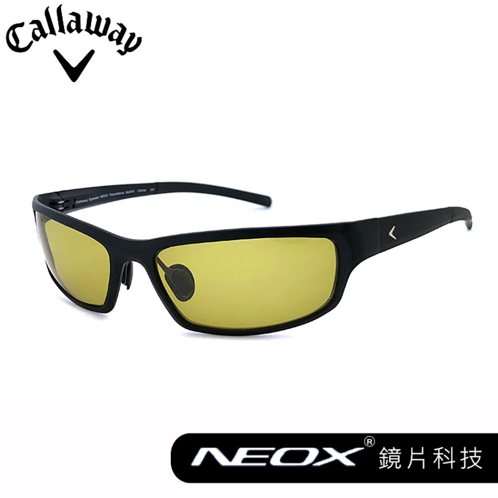 CALLAWAY MAG RX1 (變色片) 全視線 太陽眼鏡 高清鏡片 (附眼鏡盒) 太陽眼鏡【#5】