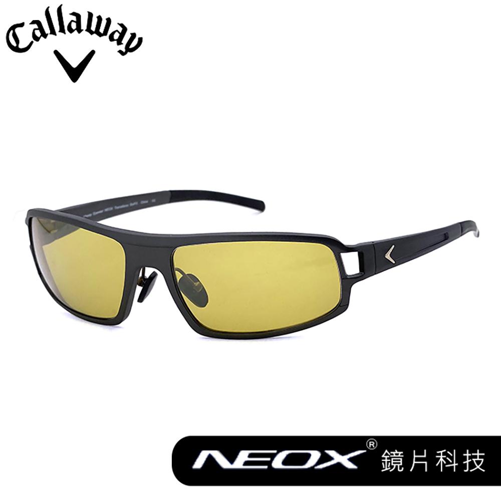 CALLAWAY MAG 1112  (變色片) 全視線 太陽眼鏡 高清鏡片 (附眼鏡盒) 太陽眼鏡【#11】