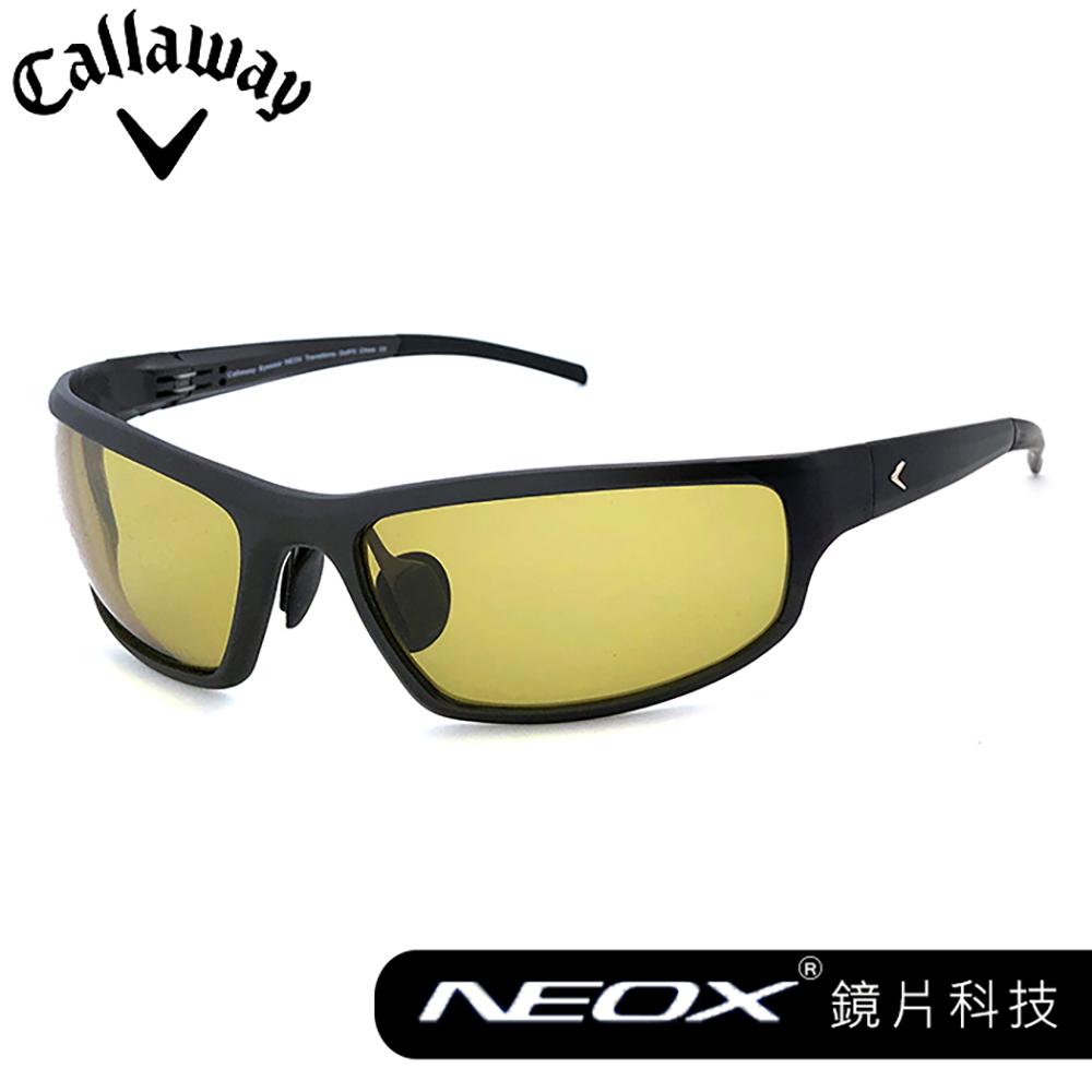 CALLAWAY MAG RX1 (變色片) 全視線 太陽眼鏡 高清鏡片 (附眼鏡盒) 太陽眼鏡【#12】