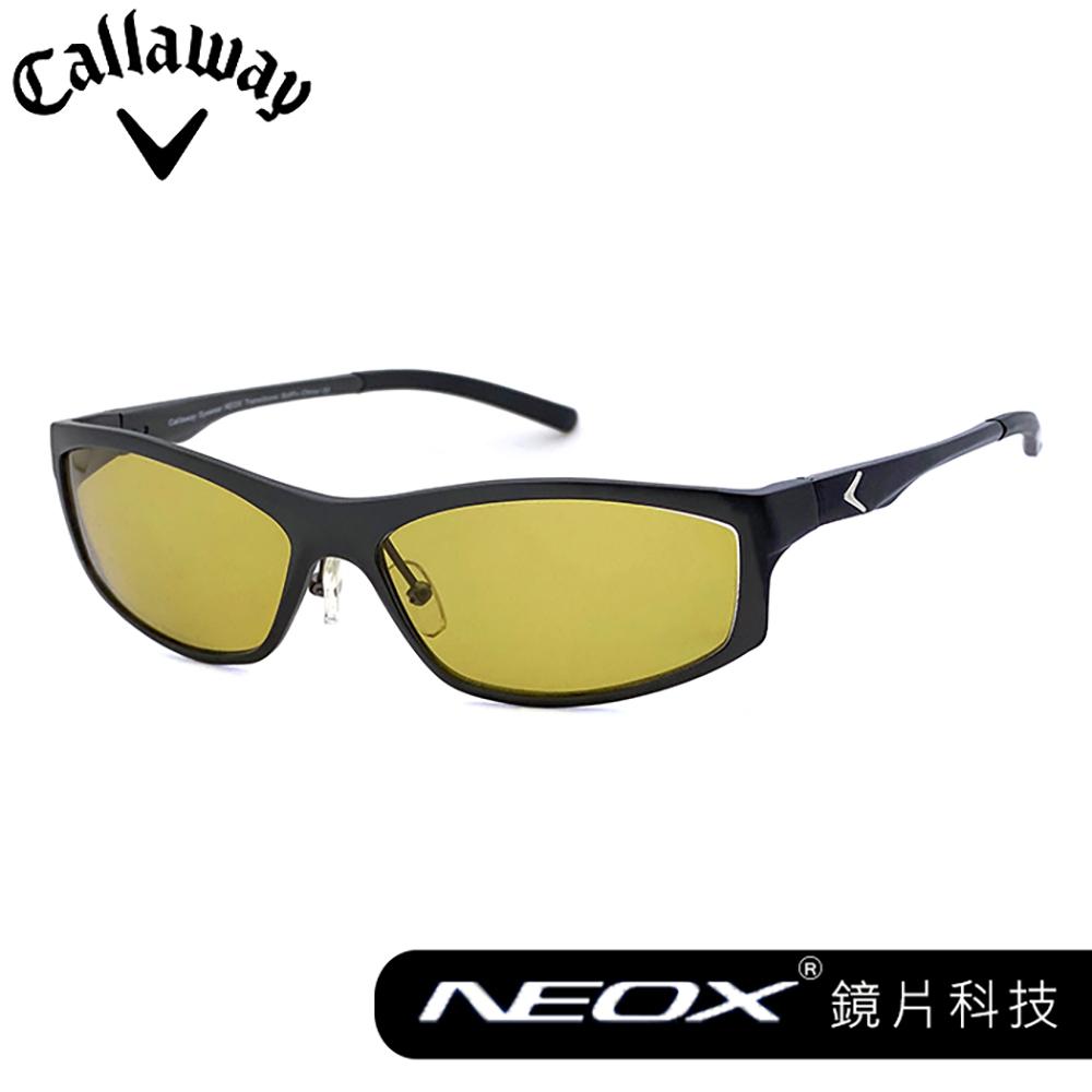 CALLAWAY MAG 1114 (變色片) 全視線 太陽眼鏡 高清鏡片 (附眼鏡盒) 太陽眼鏡【#13】
