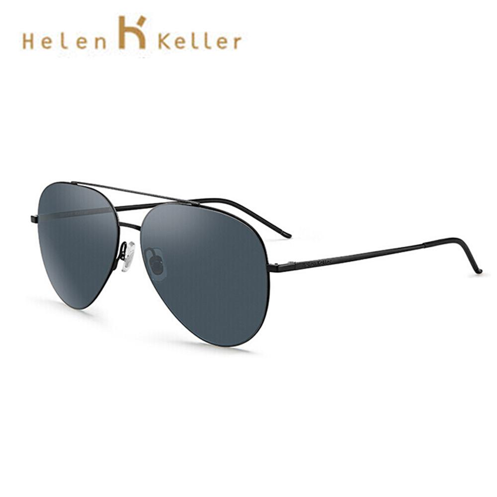 Helen Keller 經典時尚飛行員偏光墨鏡 抗紫外線 H8763