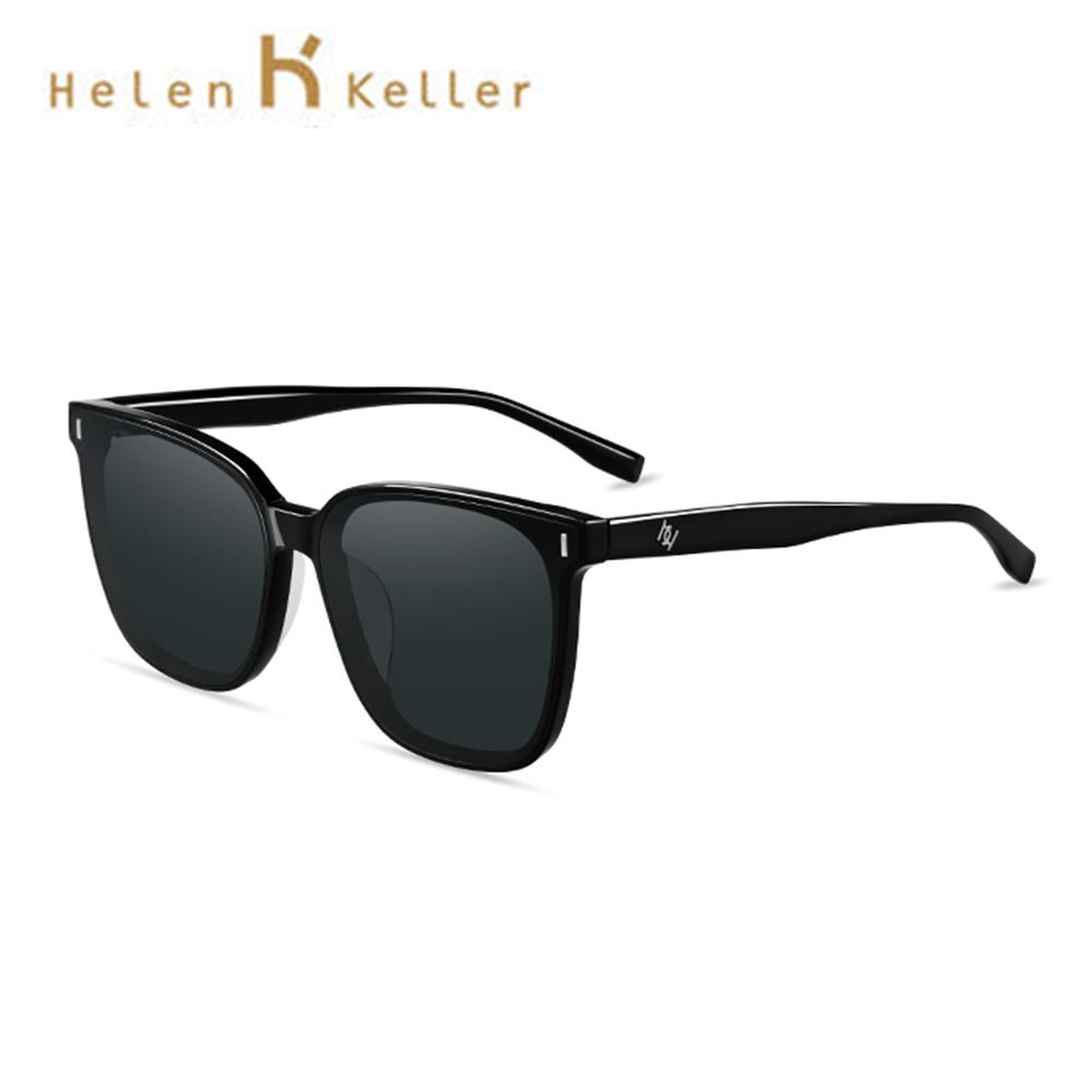 Helen Keller 時尚偏光墨鏡 鄧倫2020代言款 抗紫外線 H8956