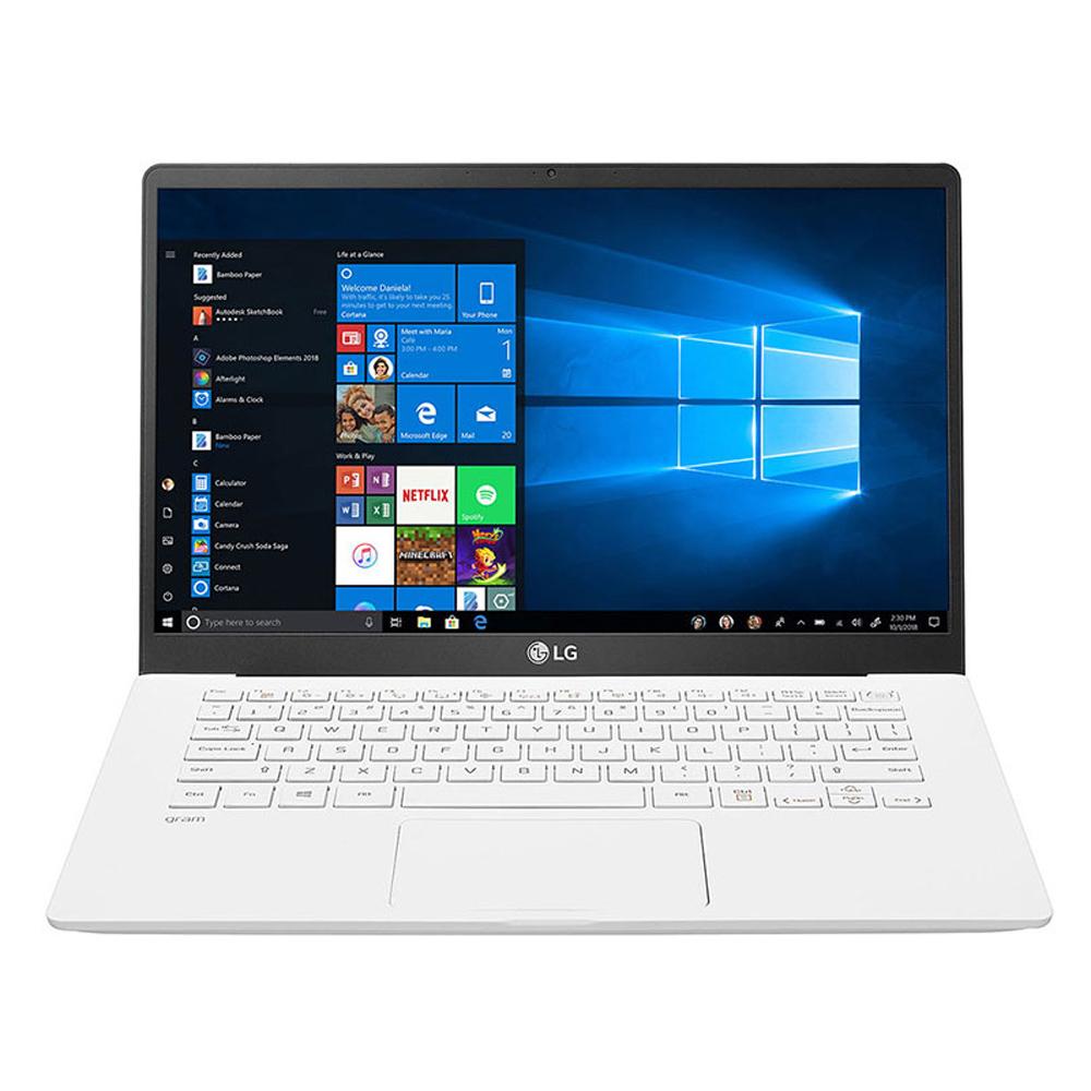 LG gram 14吋筆電 白色【14Z90N-V.AR53C2】隨貨附送原廠gram限量鍵盤膜+手提包(數量有限送完為止)