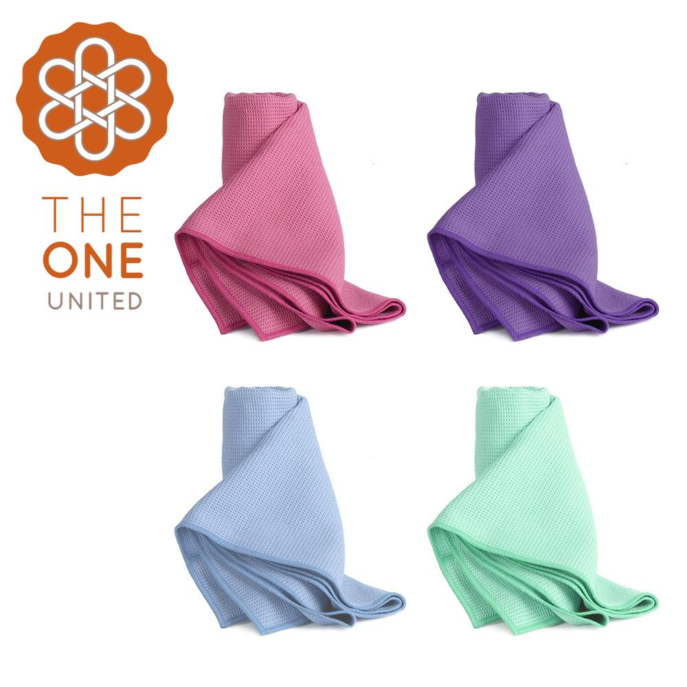 【The One】防滑隱形矽膠瑜珈舖巾(四色任選)