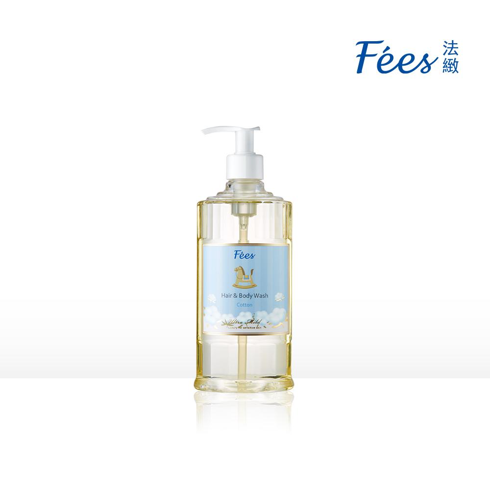 嬰兒柔護洗髮沐浴精-300ml