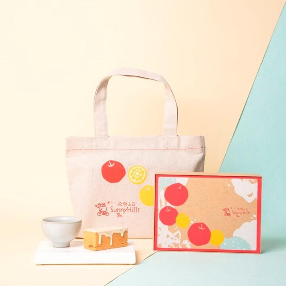 微熱山丘 - 柚香蘋果酥 6個裝 (含運費)