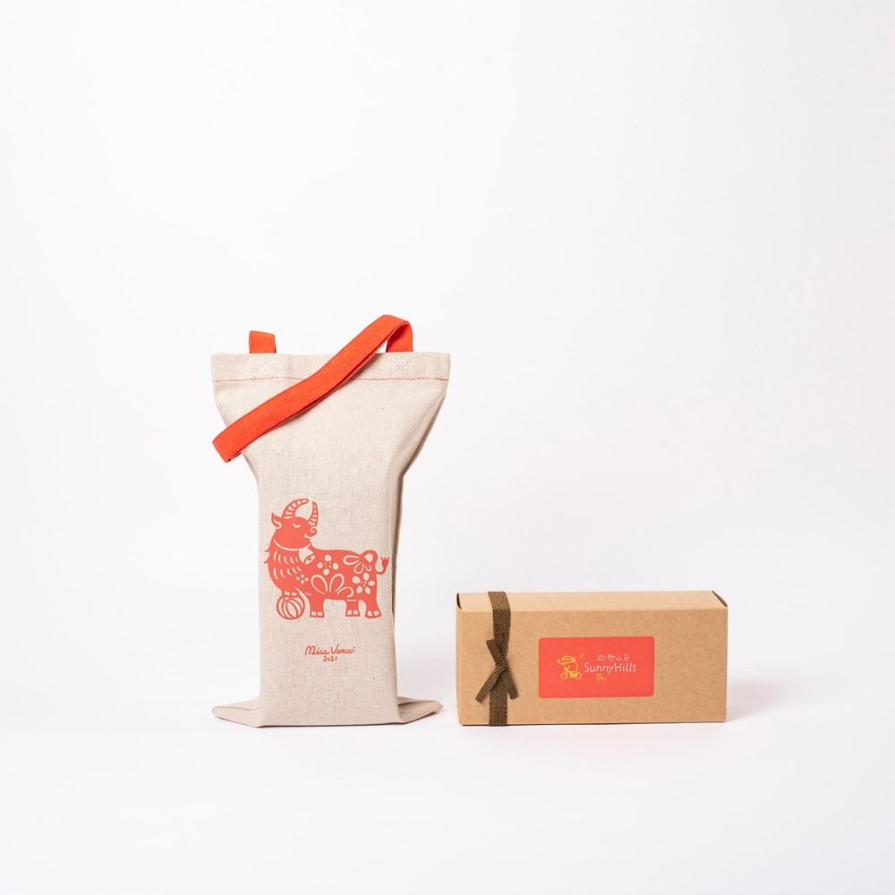 微熱山丘 鳳梨酥10個裝 - 新年限定包裝