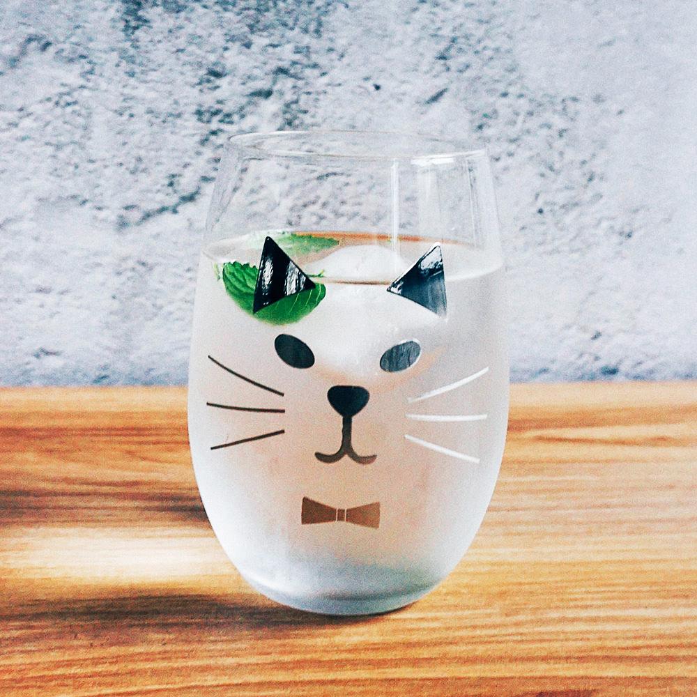 【Homely Zakka】西班牙小貓杯(銀色)