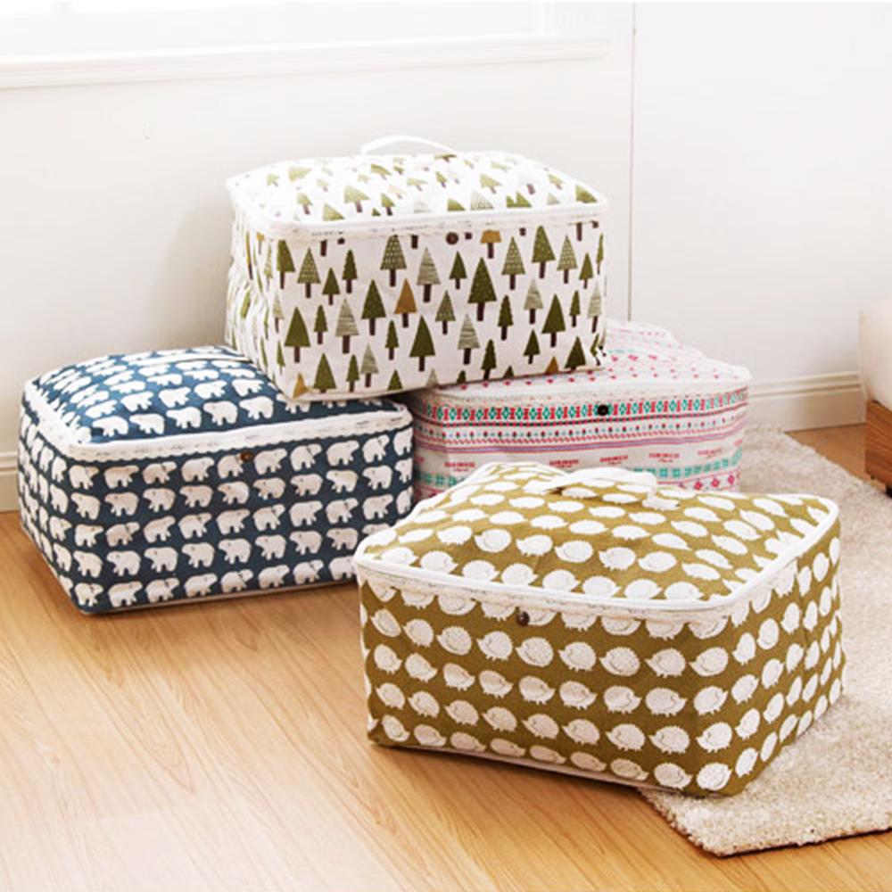 【收納職人】衣物棉被大容量防水防塵袋收納袋50L(8款任選)