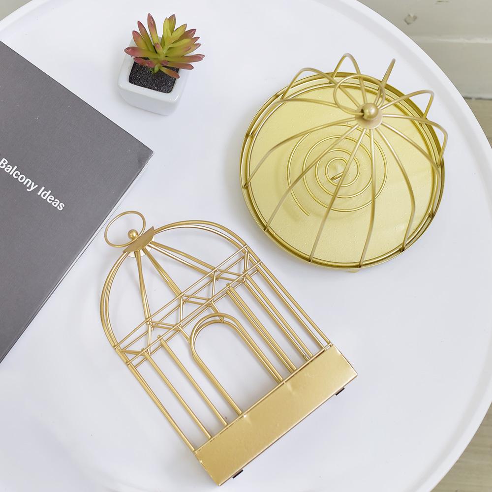 【Meric Garden】復古創意手工金屬蚊香盤/薰香盤/小物收納盤(10款任選)