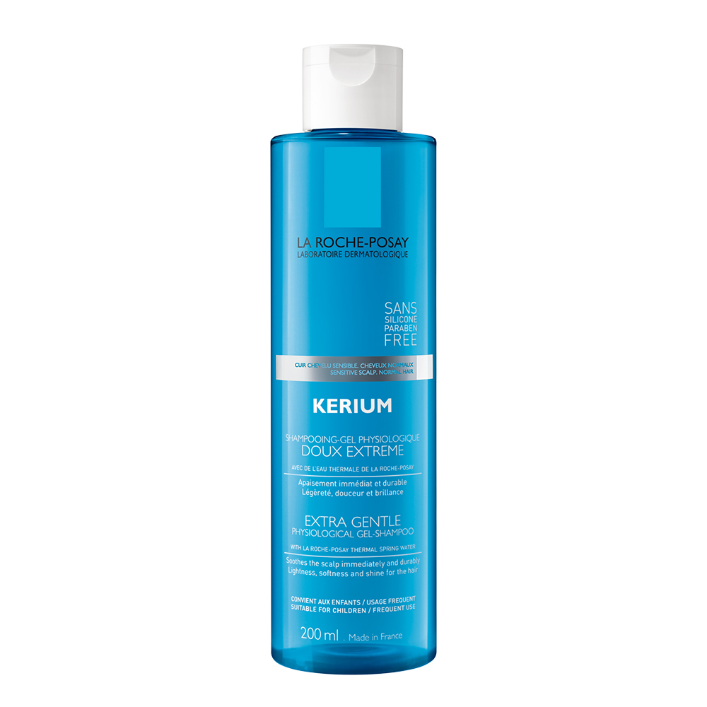 《即期良品》LA ROCHE-POSAY理膚寶水 敏感性頭皮溫和洗髮露200ml