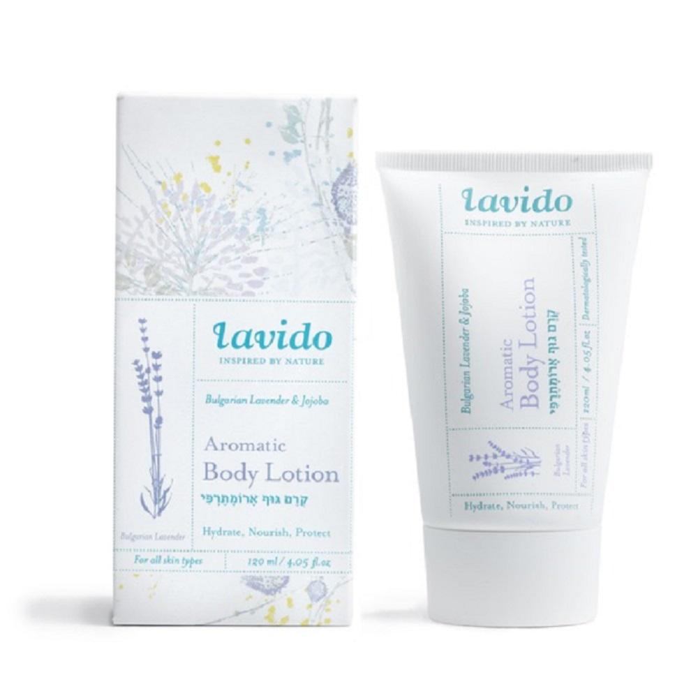 Lavido 拉維朵天然香氛身體乳(薰衣草)