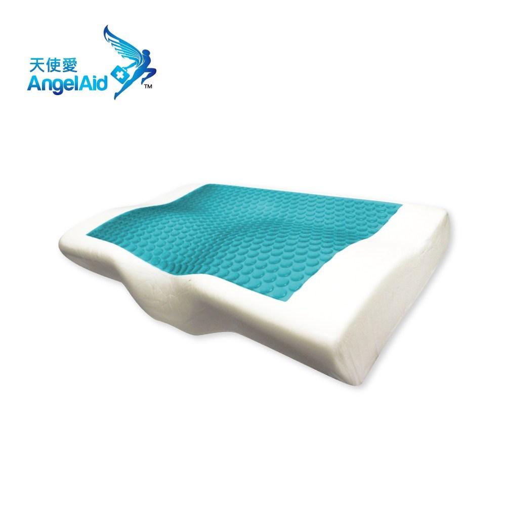 【AngelAid 天使愛】豪華護脊凝膠舒眠枕