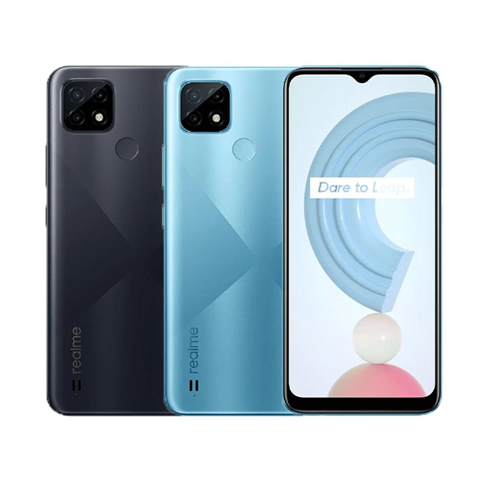 realme C21 4G/64G 6.5吋雙卡八核大電量智慧手機▼限時回饋