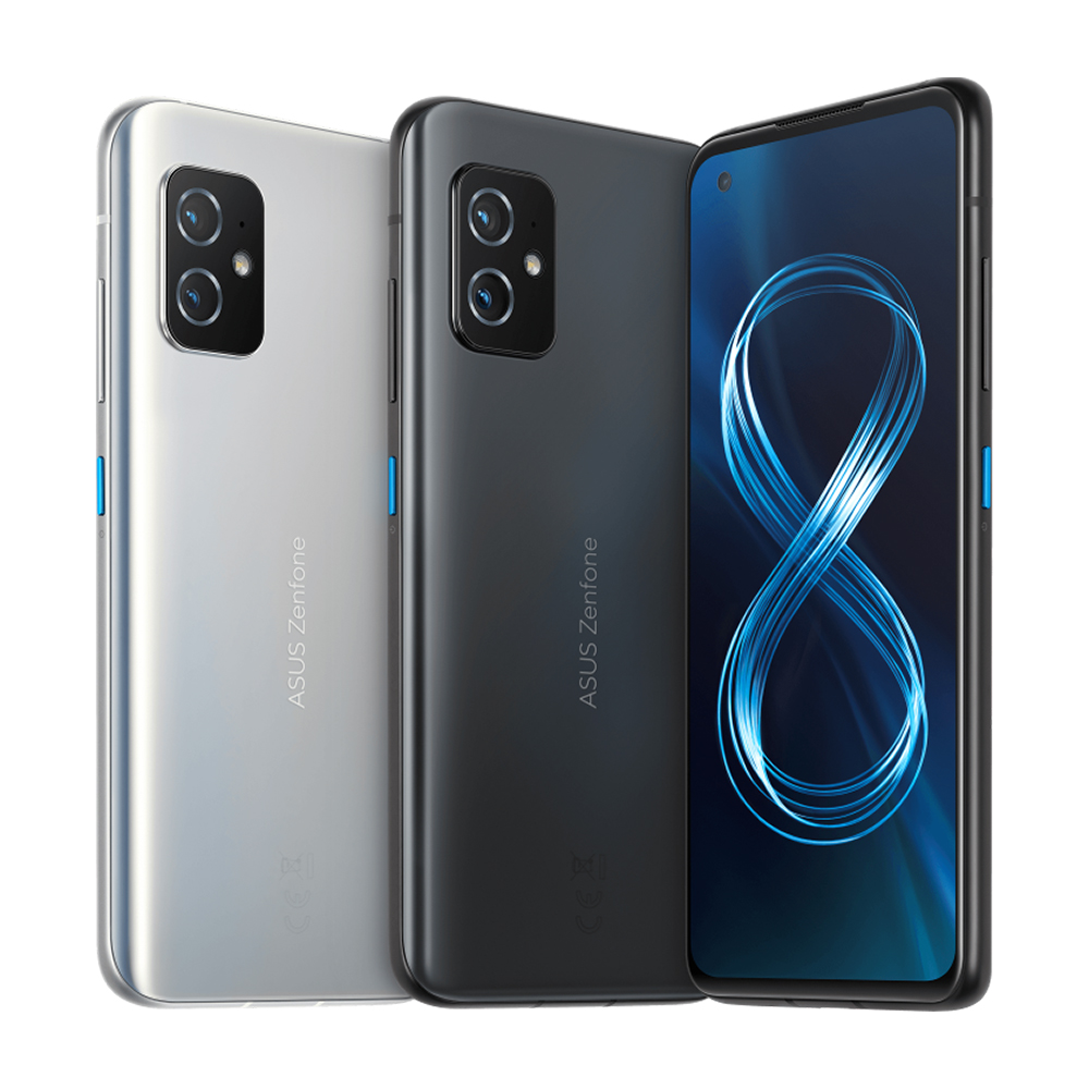 ASUS Zenfone 8 (ZS590KS) 8G/128G 5.9吋 IP6X防塵防水5G智慧手機↗官網登錄送ZenPower 10000 QC 3.0