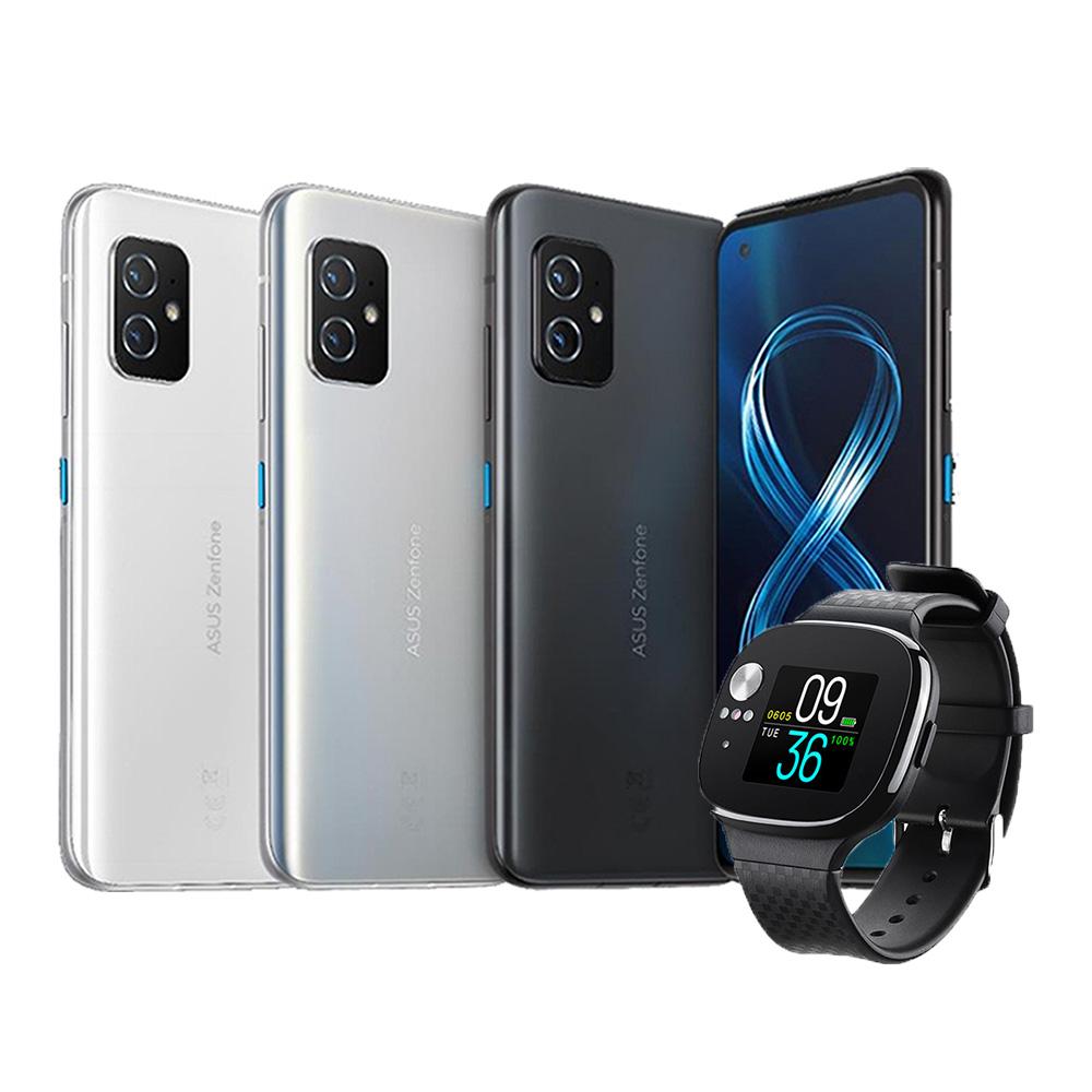 ASUS Zenfone 8 (ZS590KS) 12G/256G 5.9吋 IP6X防塵防水5G智慧手機↗官網登錄送ZenPower 10000 QC 3.0