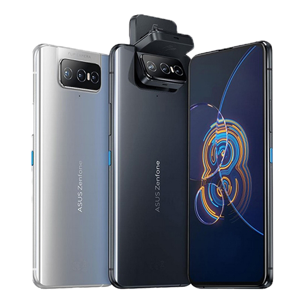 ASUS Zenfone 8 Flip (ZS672KS) 8G/128G 6.67吋 旗艦大電量5G智慧手機↗官網登錄送螢幕完美保固一年期