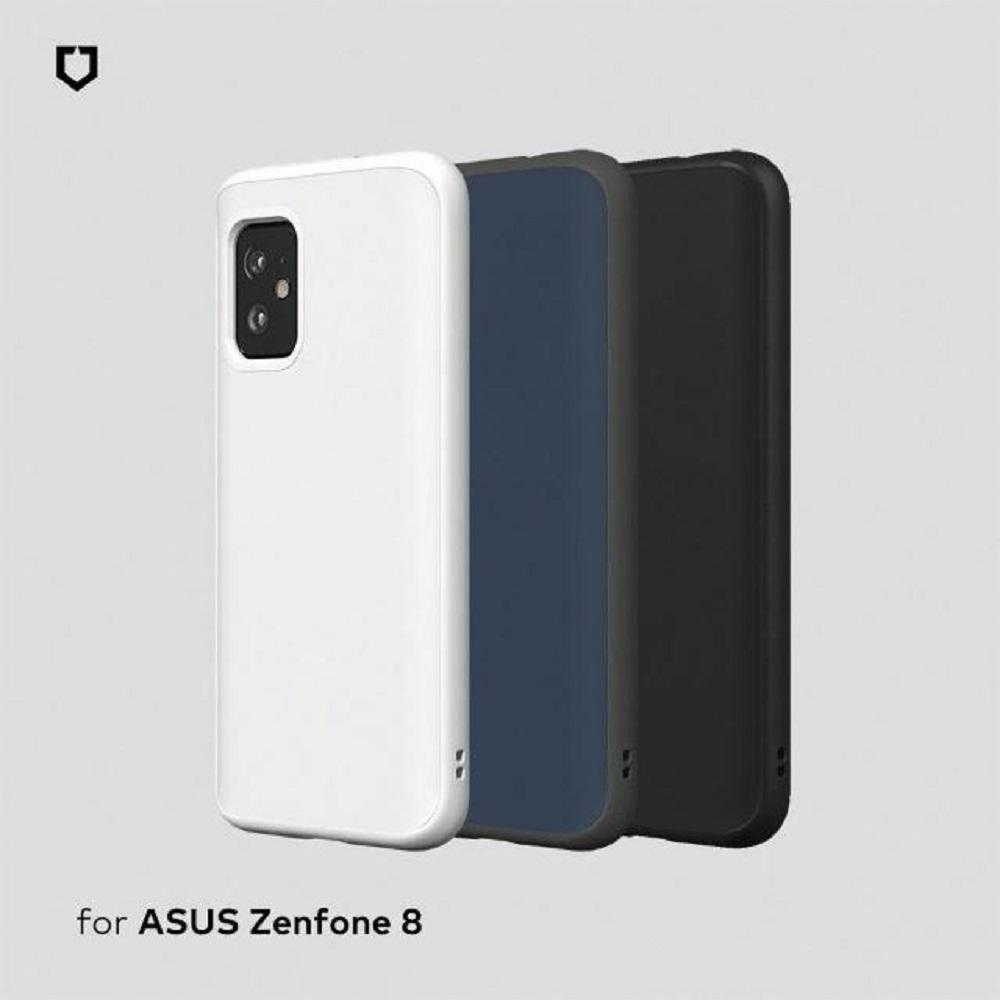 犀牛盾 ASUS ZenFone 8(ZS590KS) SolidSuit 防摔背蓋手機殼
