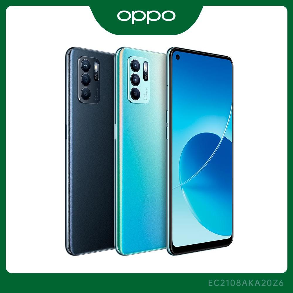 OPPO Reno6 Z 8G/128G 6.43吋閃充5G智慧手機