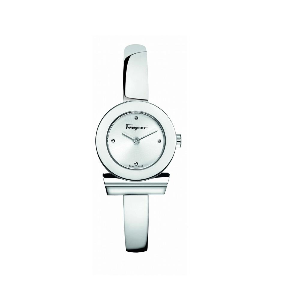 Salvatore Ferragamo Gancino Bracelet 腕錶