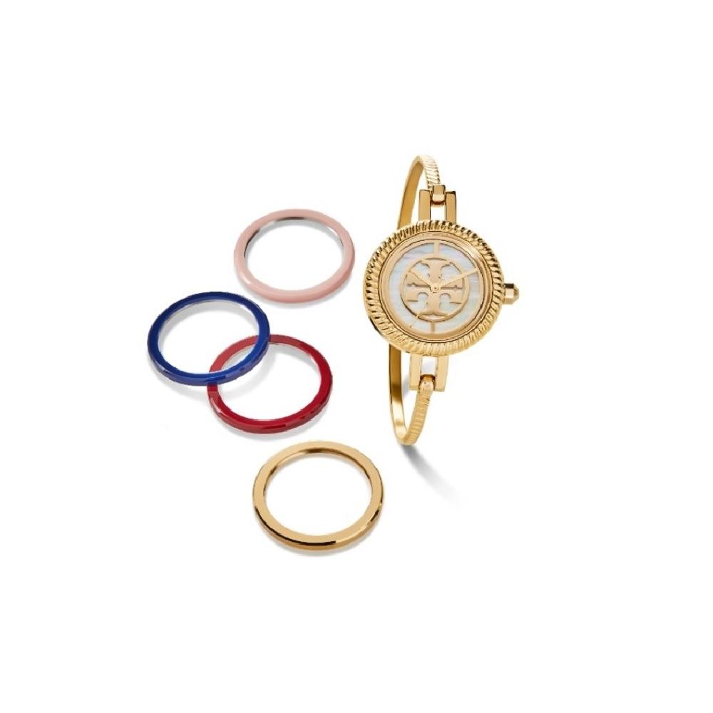 TORY BURCH Reva系列手鐲腕錶組