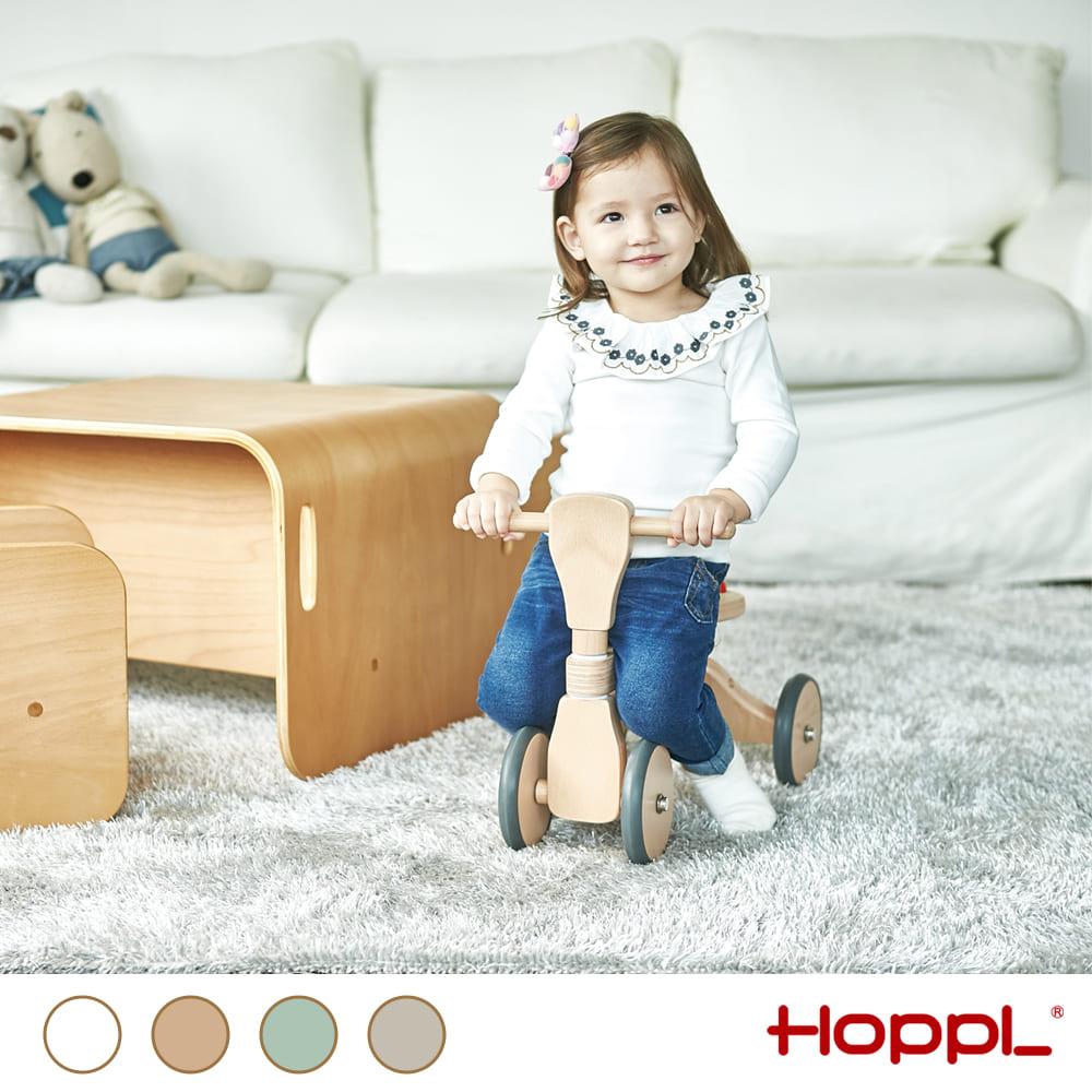 木製兒童滑步車