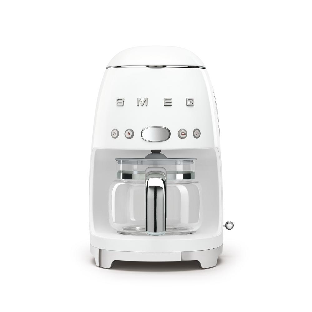 義大利SMEG濾滴式咖啡機 - 珍珠白