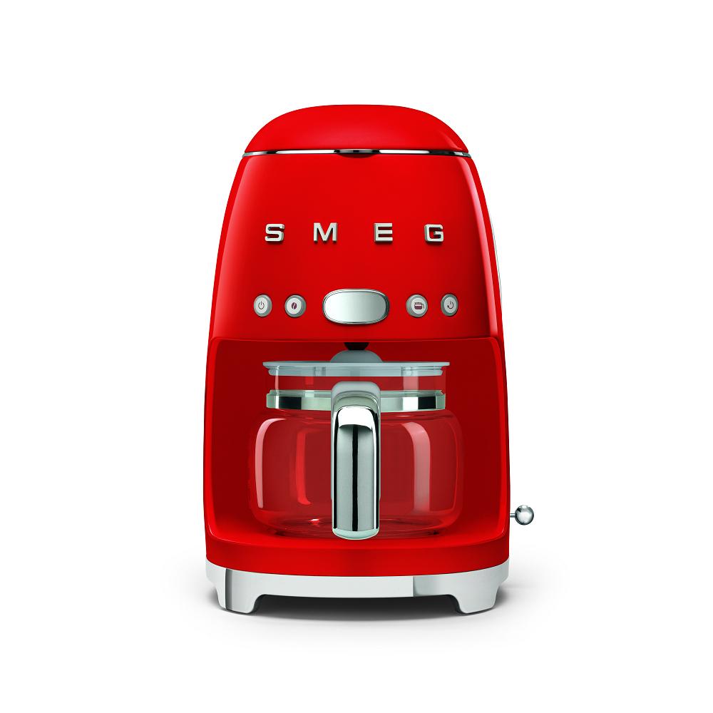 義大利SMEG濾滴式咖啡機 - 魅惑紅