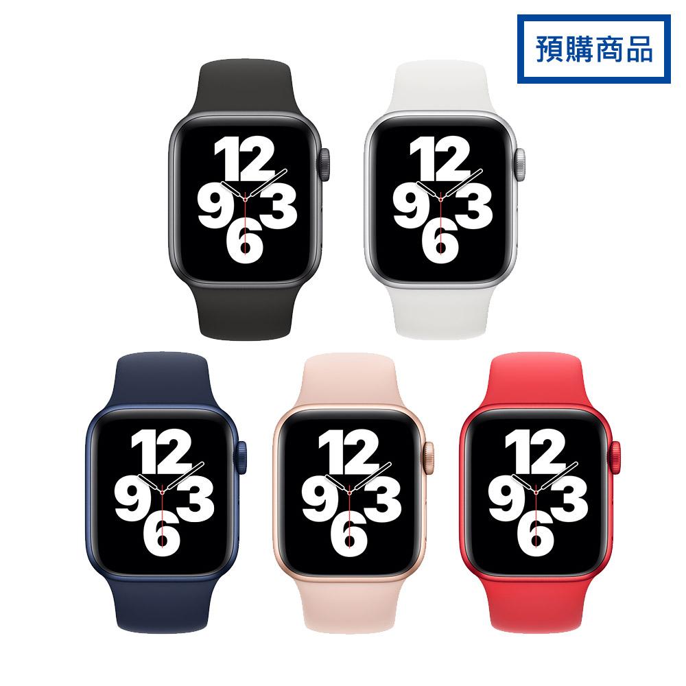 【官方直送】Apple Watch Series 6 GPS 44mm【預購商品10個工作天內出貨】