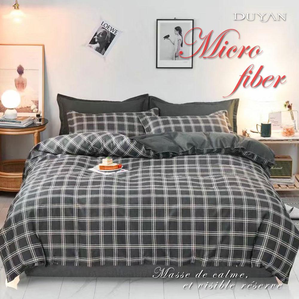《DUYAN 竹漾》台灣製天絲絨單人床包二件組- 羅馬黎明
