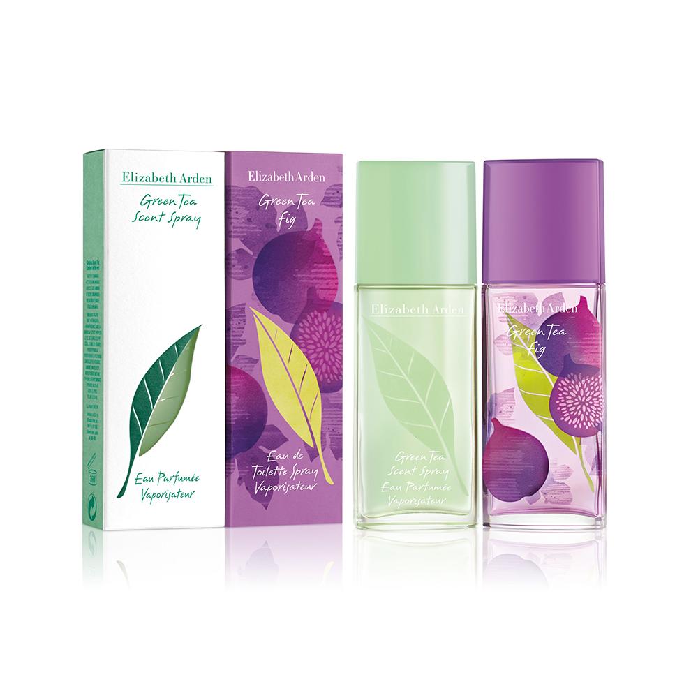 伊麗莎白雅頓綠茶及綠茶無花果香水組合(50mlX2)