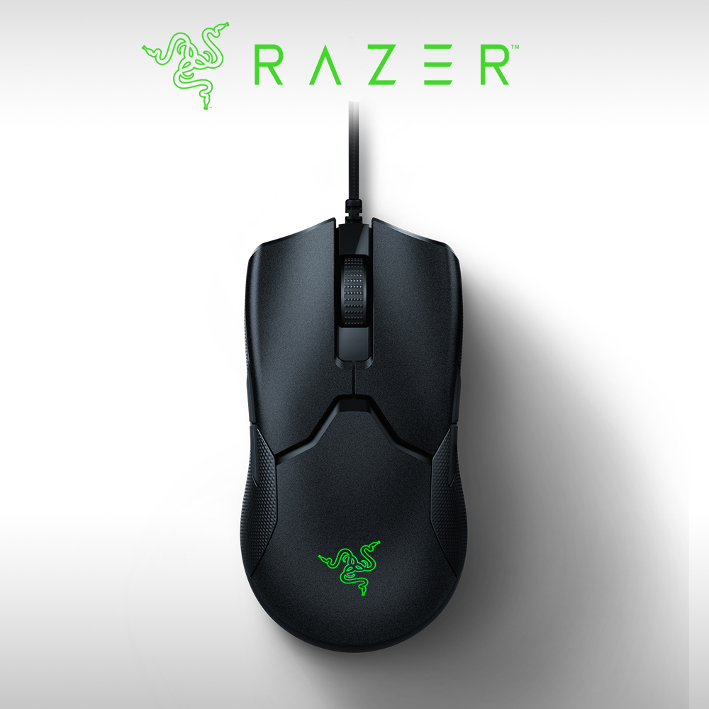 【RAZER 雷蛇】 VIPER 毒蝰 光學電競遊戲滑鼠